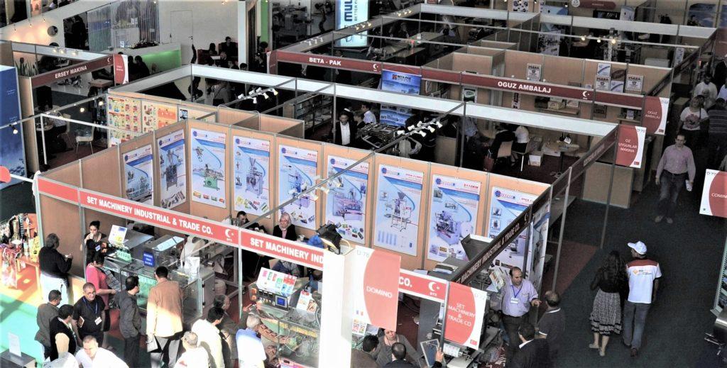 Nano Trade Events Türkiye Pavyonu