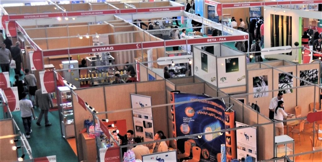 Fuarlara Türk Katılımı